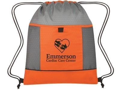 Promotional Drawstring Bags and Backpacks