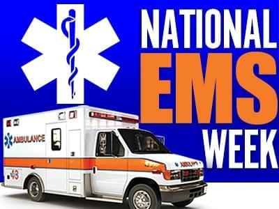 Promotional Items for National EMS Week
