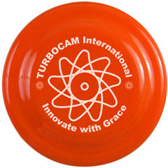 Custom Promotional Frisbees