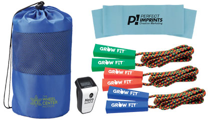 Custom Fitness Promotional Products