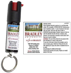 Promotional Pepper Spray