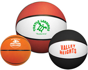 Custom Promotional Basketballs