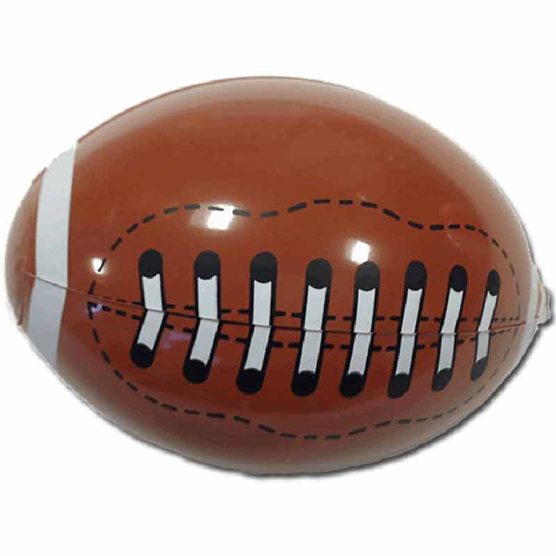 "6"" Football Beach Ball"