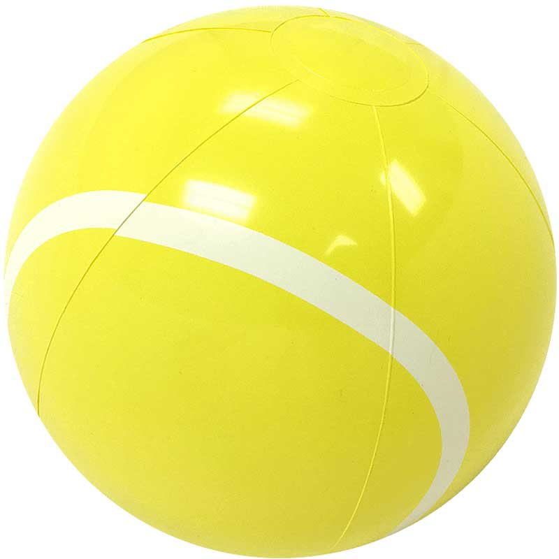 "6"" Tennis Ball Beach Ball"