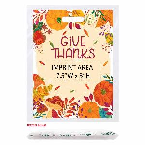 Give Thanks Fall Bags - Exclusive Design