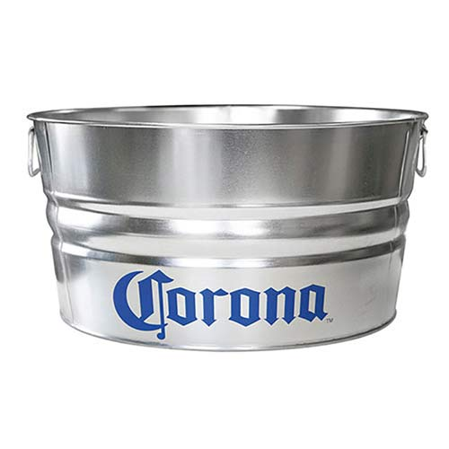 56 Quart Galvanized Metal Tub
