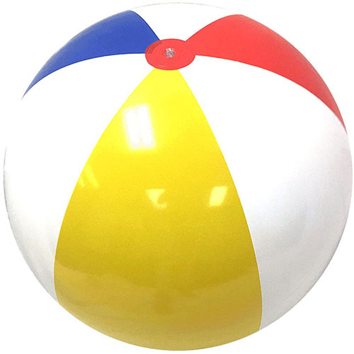"12"" Beach Ball - Custom 12"" Beach Balls"