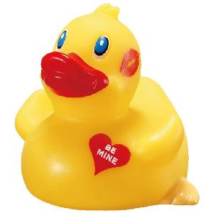 Rubber Be Mine Classic Duck Toy - All of our rubber toys are phthalate free and balanced for floating.