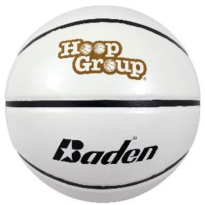 Composite Autograph Basketball with 4 Signature Panels