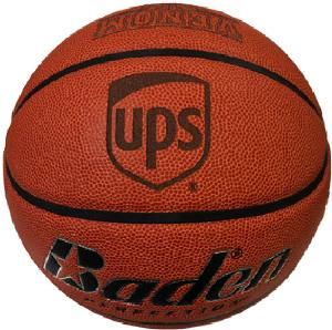 The Element Men's Official Size Laser Engraved Microfiber Basketballs