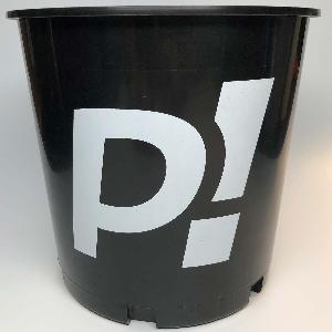 Rush Plastic Offering Buckets