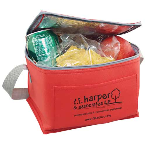 Promotional 6-Pack Soft Side Coolers