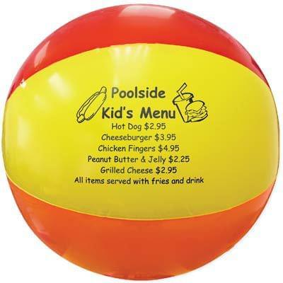 Shop Promotional Beach Balls for Your Beach Event