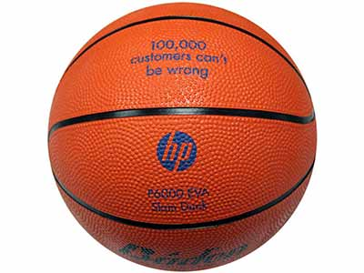 Custom Basketballs and Basketball Spirit Items