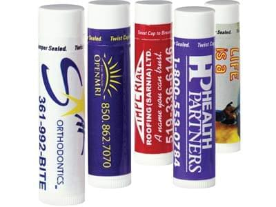 Custom Lip Balm and Promotional Chapstick