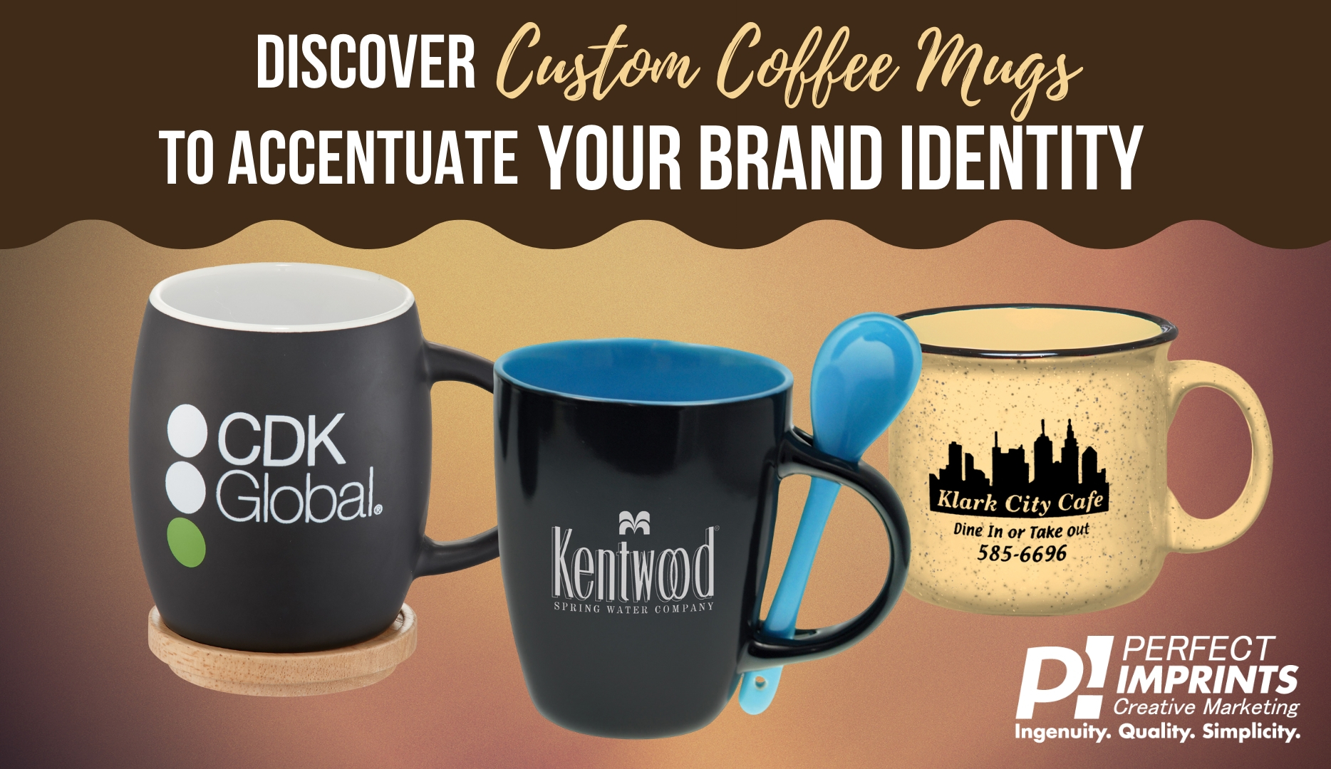 Discover Custom Coffee Mugs To Accentuate Your Brand Identity