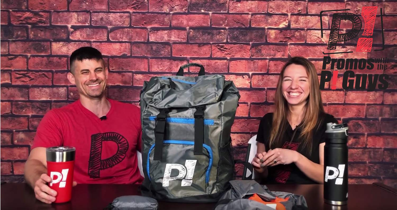 Epex Backpacks - Promos with the P! Guys