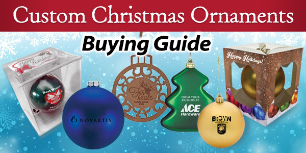 Buying Guide for Custom Christmas Ornaments