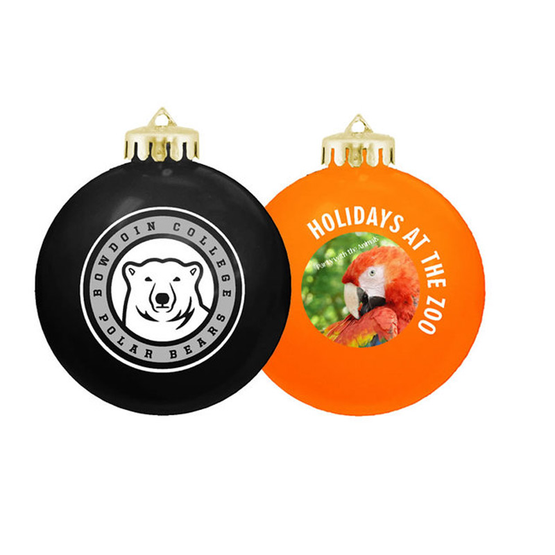 Made in the USA Shatterproof Ball Ornaments