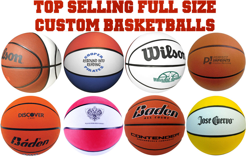 Finding the Right Official Size Full Size Custom Basketballs