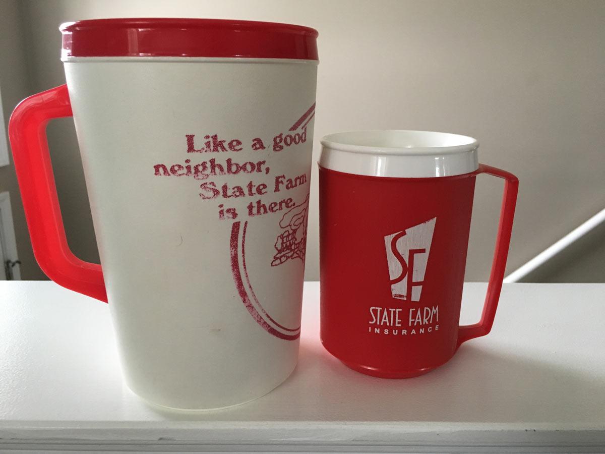 Jeff Wickerman - Promotional Mugs