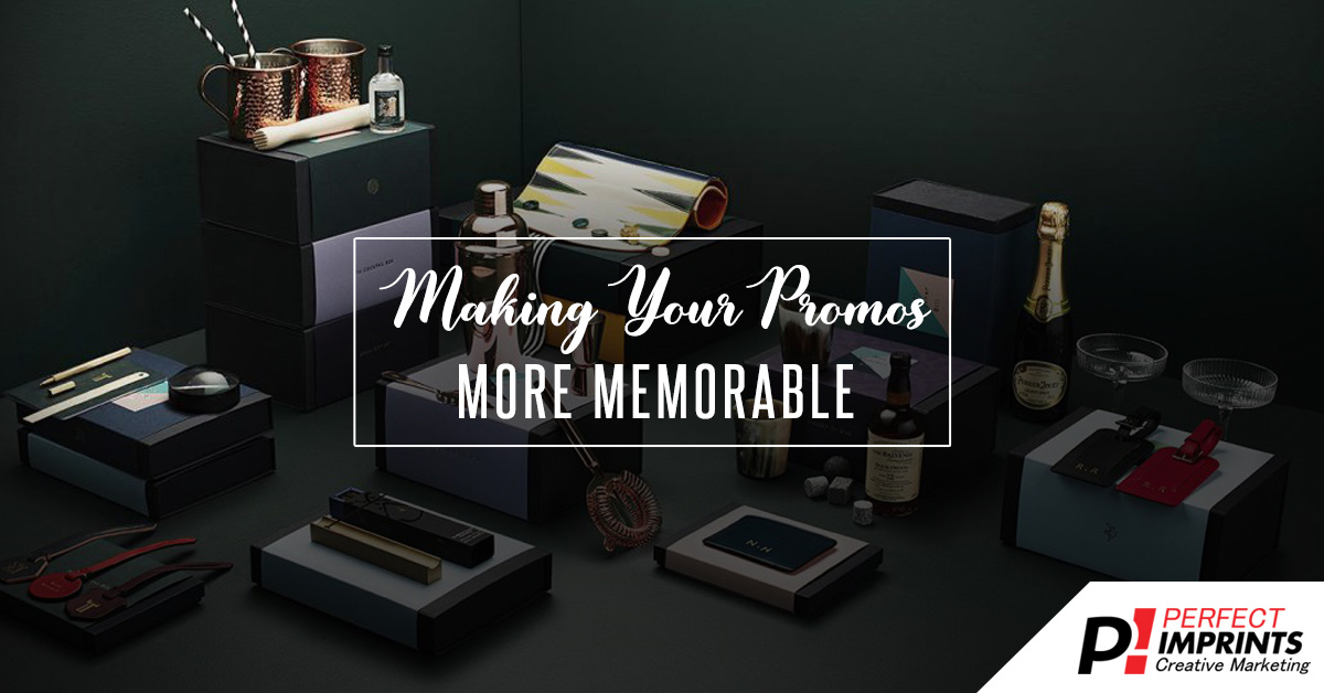 3 Ways to Make Your Promotional Products More Memorable