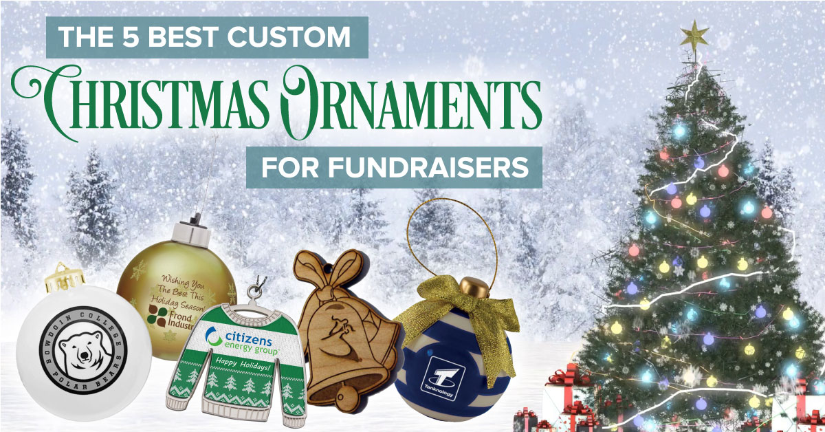 The 5 Best Custom Christmas Ornaments For Fundraisers