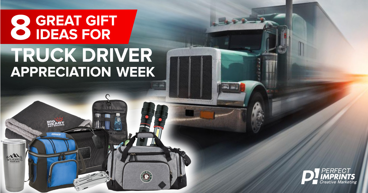8 Great Gift Ideas for Truck Driver Appreciation Week