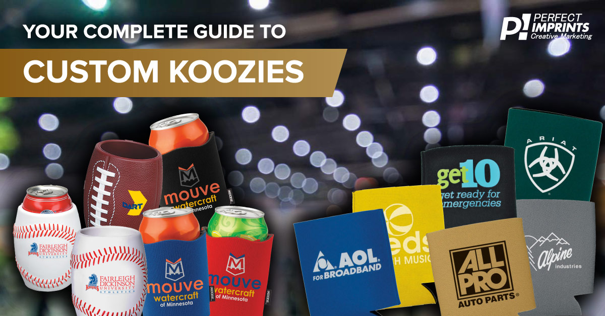 Your Complete Guide to Custom Koozies