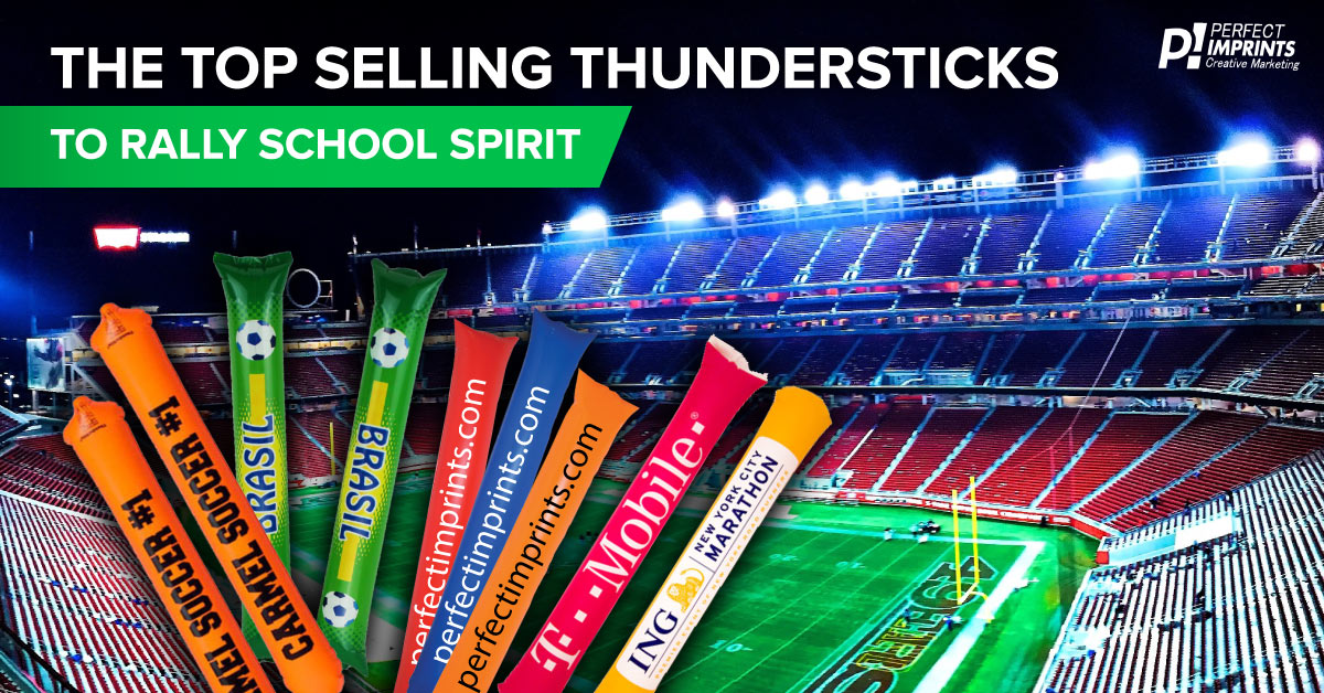 The Top Selling Thundersticks to Rally School Spirit