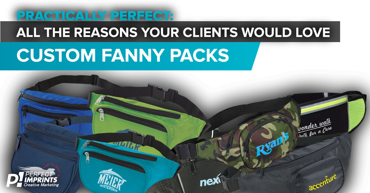 Custom Fanny Packs - Gifts for Clients