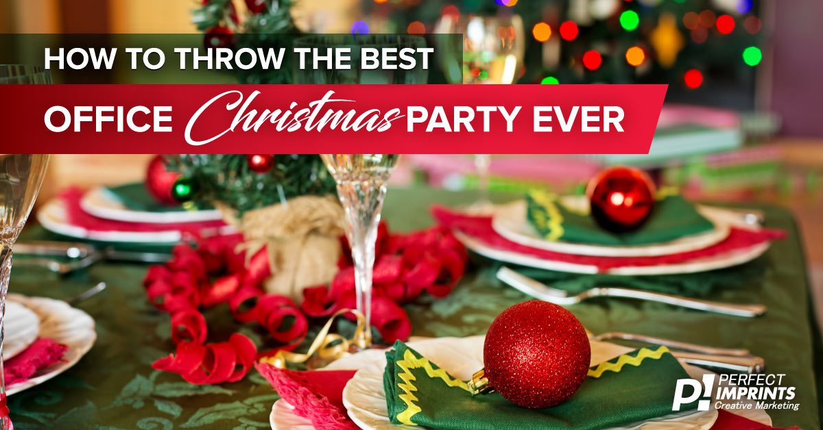 How to Throw the Best Office Christmas Party Ever