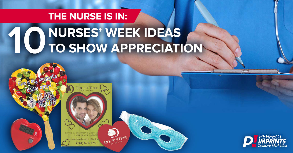 10 Ideas For Nurses' Week