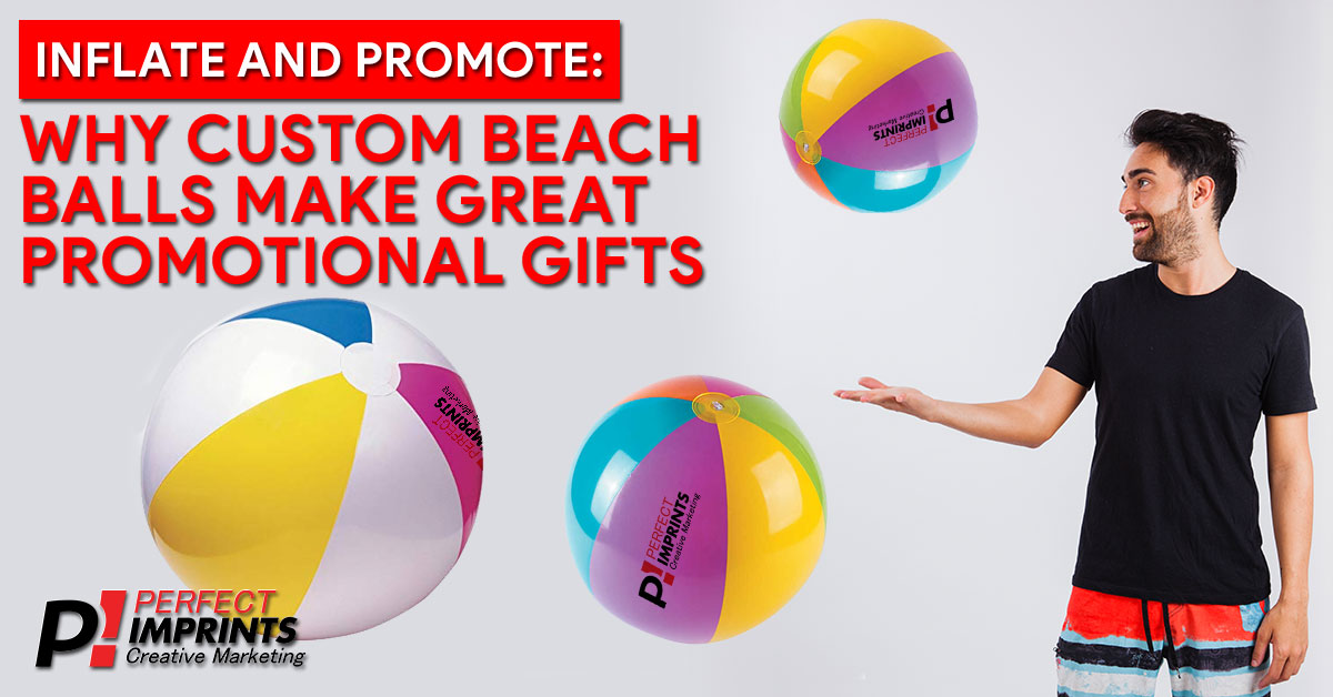 Inflate and Promote - Custom Beach Balls