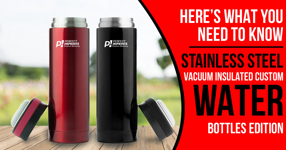 Stainless Steel Vacuum Insulated Water Bottles