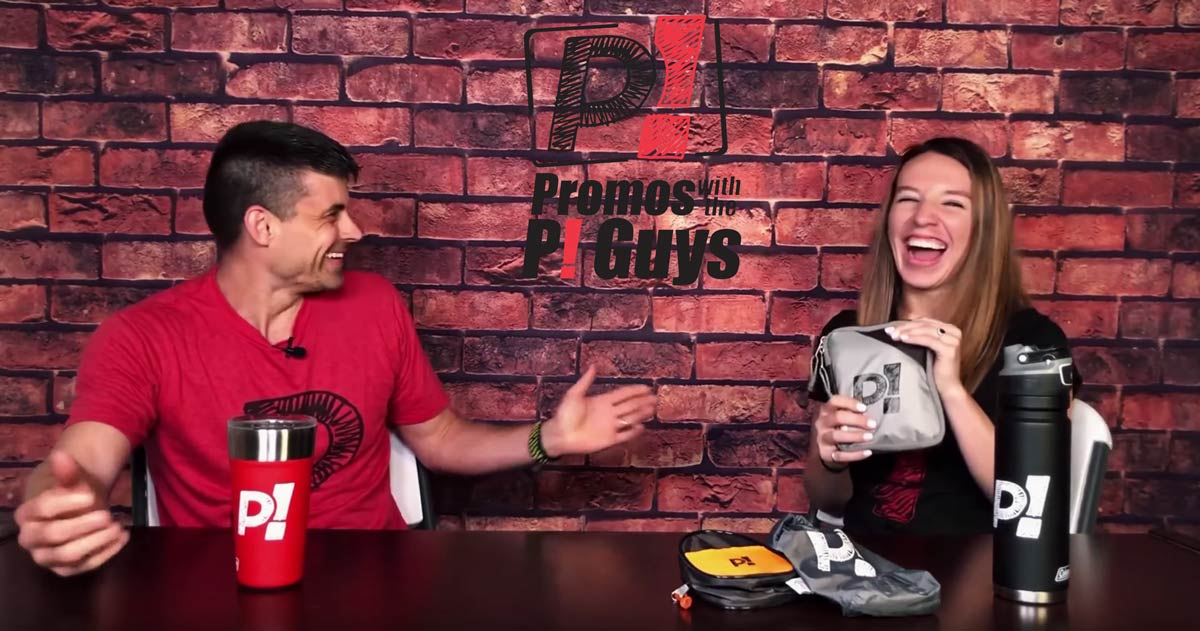 Promos with the P! Guys - Episode 22 - Epex Promotional First Aid Kits