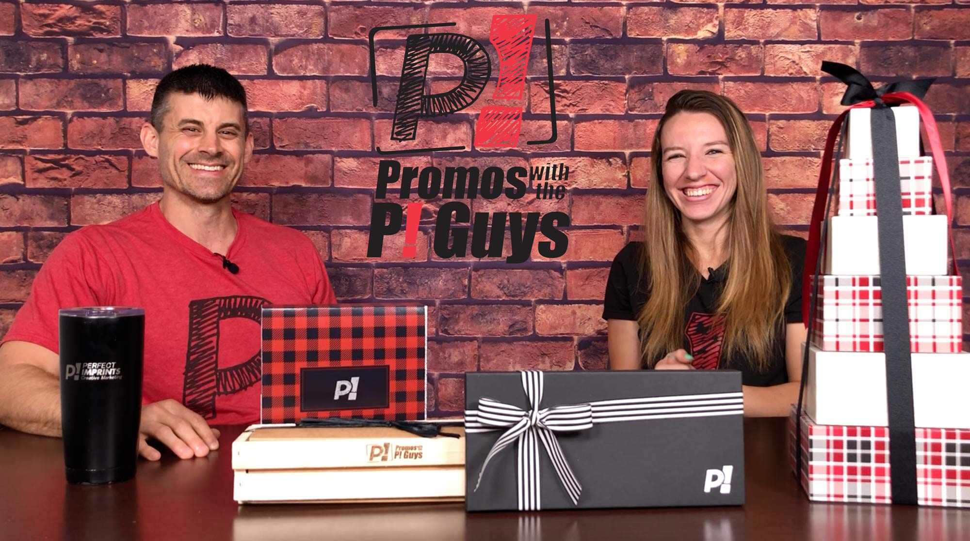 Promos With the P! Guys – Episode 34 – Premium Corporate Food Gifts