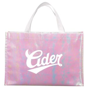 Iridescent Shopping Tote Bags