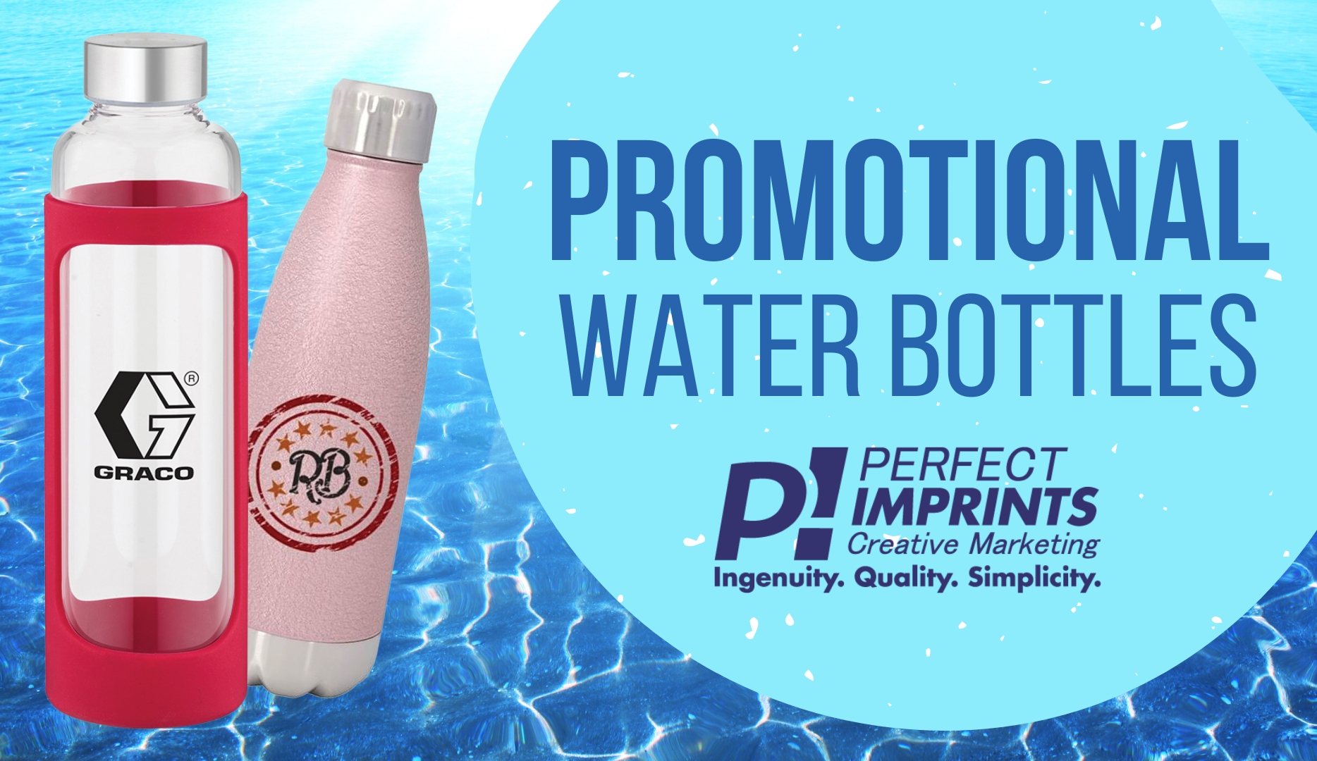 Keeping Cool with Promotional Water Bottles