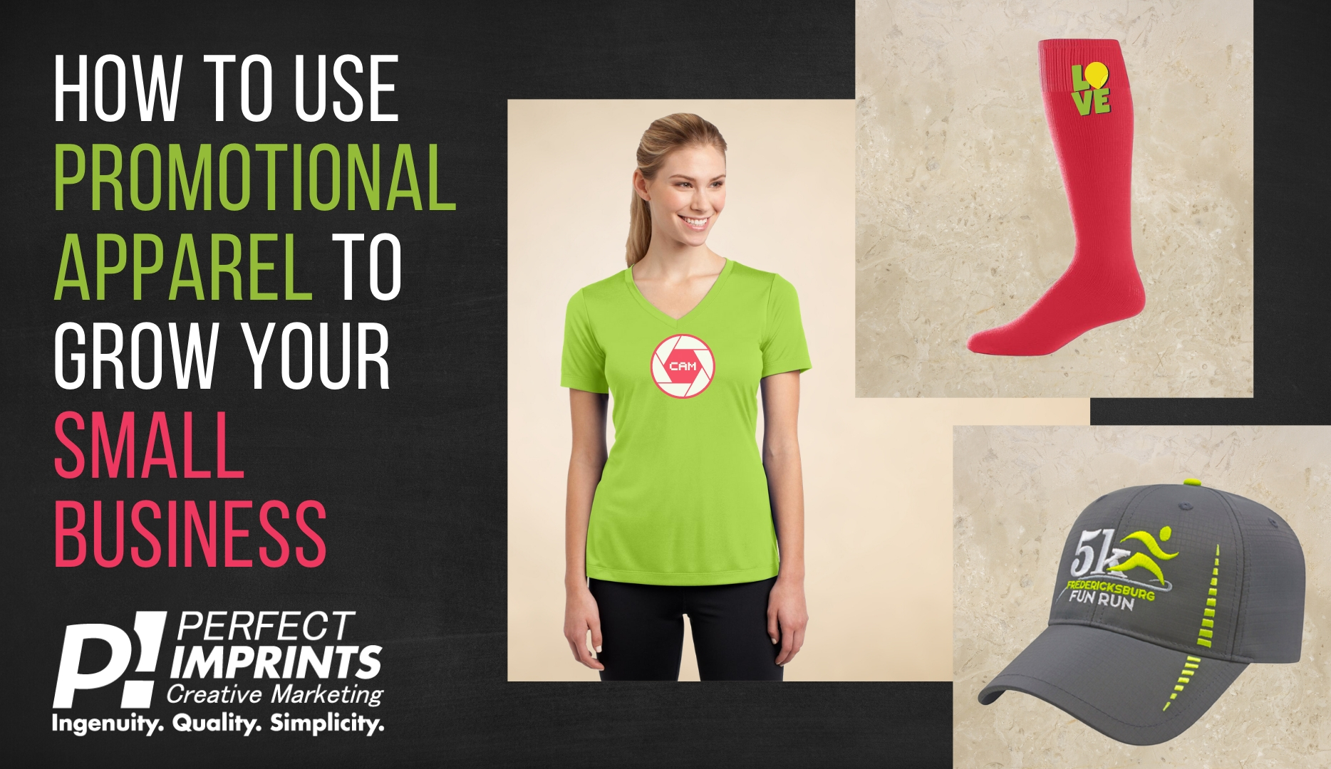 How to Use Promotional Apparel to Grow Your Small Business