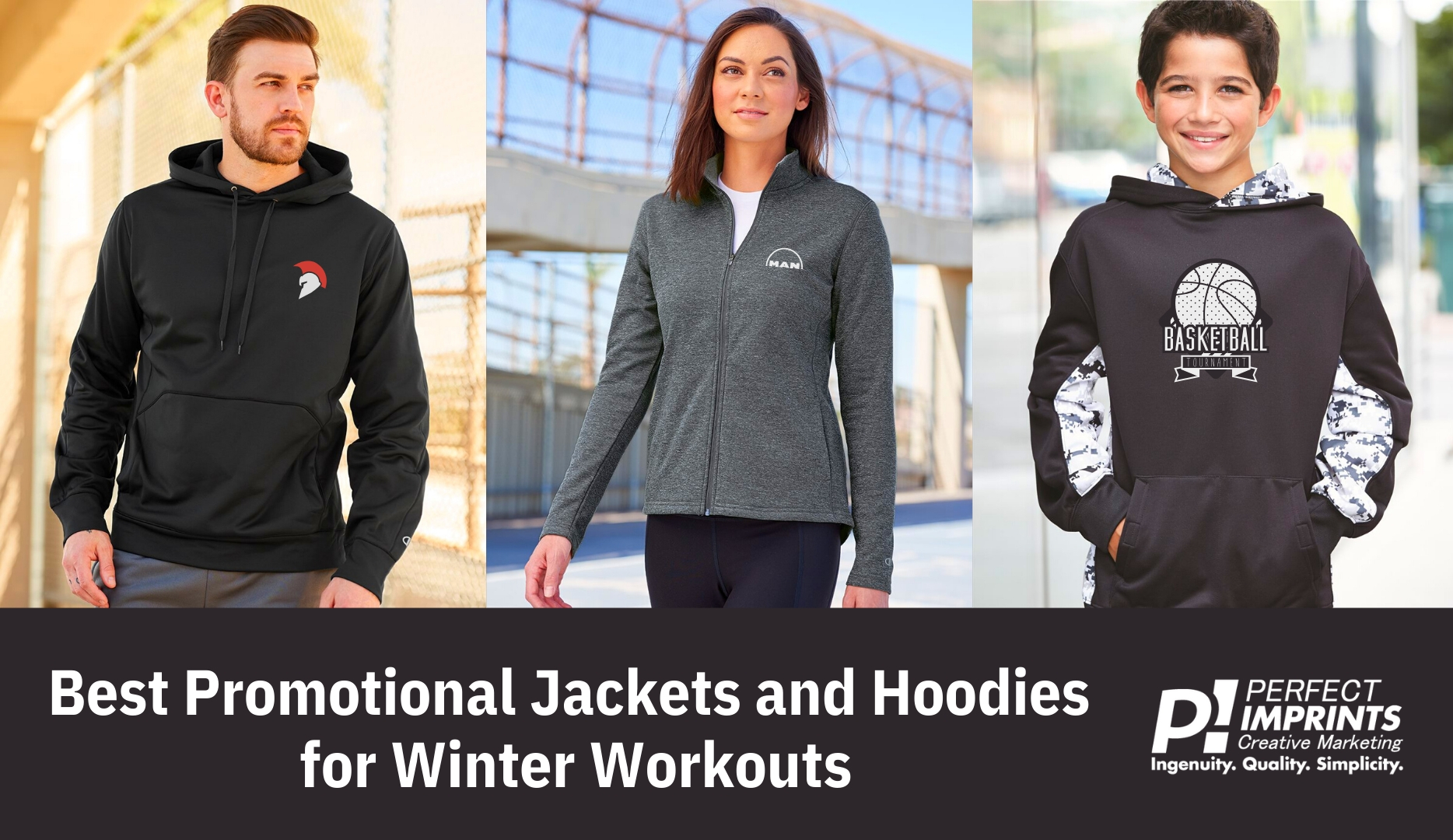 Best Promotional Jackets and Hoodies for Winter Workouts