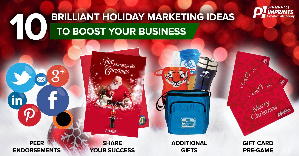 10 Holiday Marketing Ideas