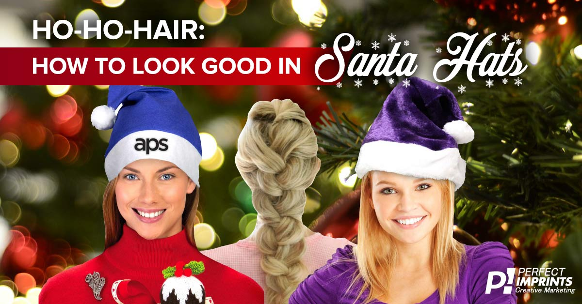 How to look good in Santa Hats